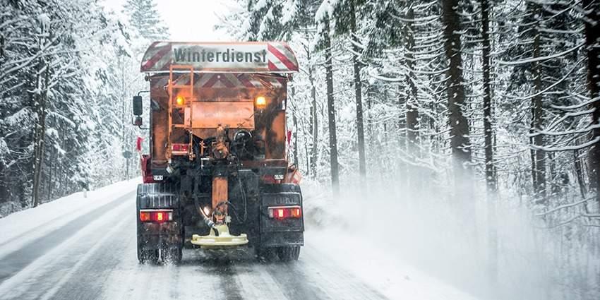 Gerichtsfester Winterdienst
